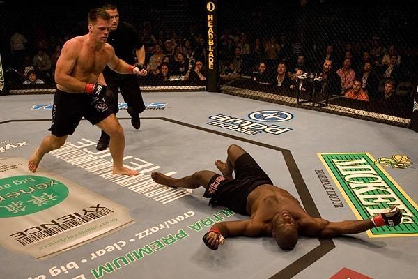 UFC 65 Antoni Hardonk Vs. Sherman Pendergarst