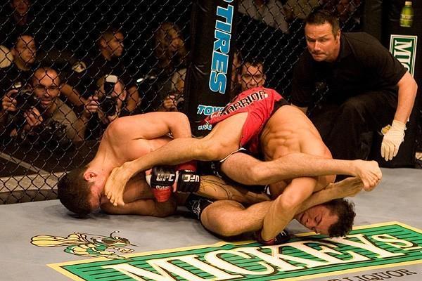 UFC 66 Nick Diaz Vs. Gleison Tibau