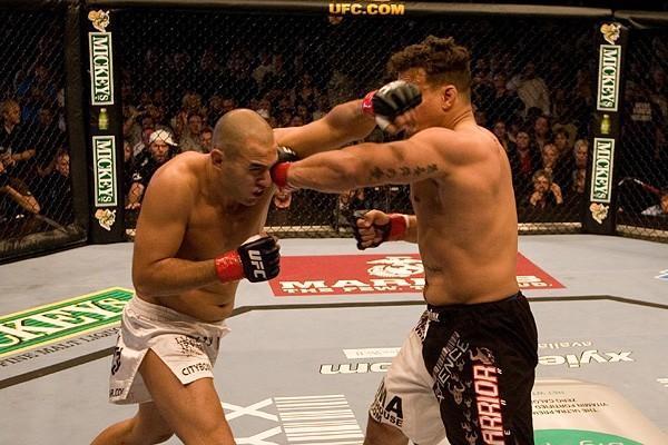 UFC 65 Brandon Vera Vs. Frank Mir