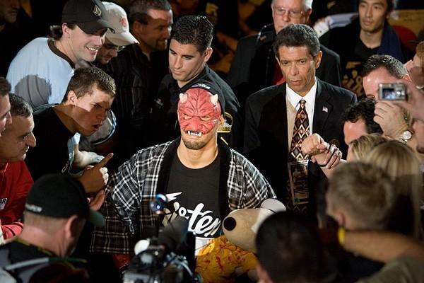 UFC 65 Joe Stevenson Vs. Dokonjonosuke Mishima
