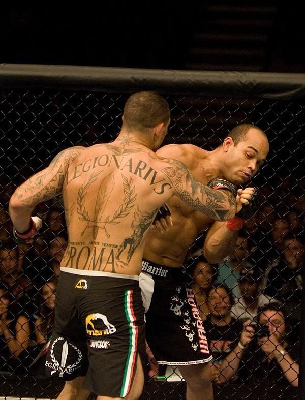 UFC 65 Alessio Sakara Vs. Drew McFedries