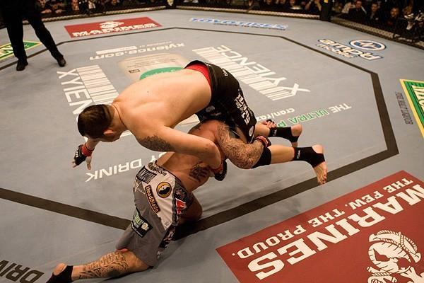 UFC 65 Tim Sylvia Vs. Jeff Monson