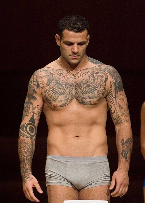 UFC 70: Nations Collide Weigh-In:  Alessio Sakara