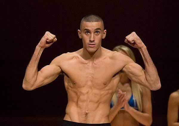 UFC 70: Nations Collide Weigh-In: Terry Etim