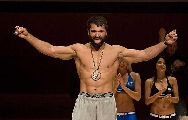 UFC 70: Nations Collide Weigh-In: Andrei Arlovski