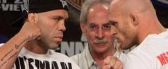 UFC 84 Weigh-In Wanderlei Silva & Keith Jardine
