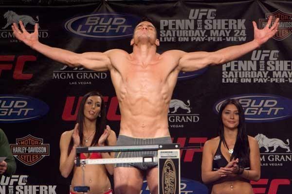 UFC 84 Weigh-In Goran Reljic