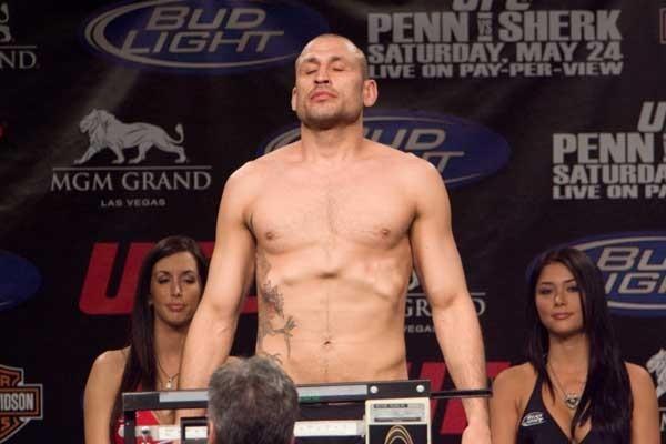 UFC 84 Weigh-In Ivan Salaverry
