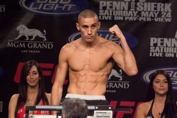 UFC 84 Weigh-In Terry Etim