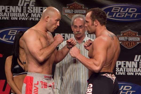 UFC 84 Weigh-In Christian Wellisch & Shane Carwin