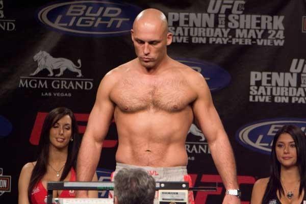 UFC 84 Weigh-In Christian Wellisch
