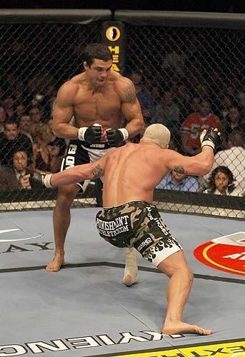 UFC 51 Event Ortiz vs. Belfort