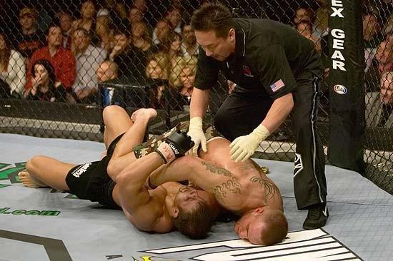 UFC 51 Event Sell vs. Baroni
