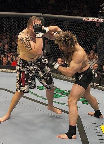 UFC 51 Event Arlovski vs. Sylvia