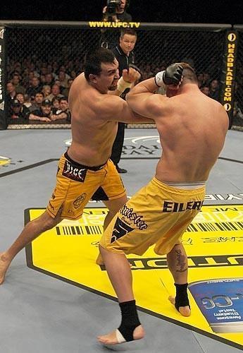 UFC 51 Event Buentello vs. Eilers