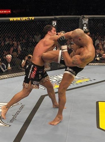 UFC 51 Event Irvin vs. Kyle