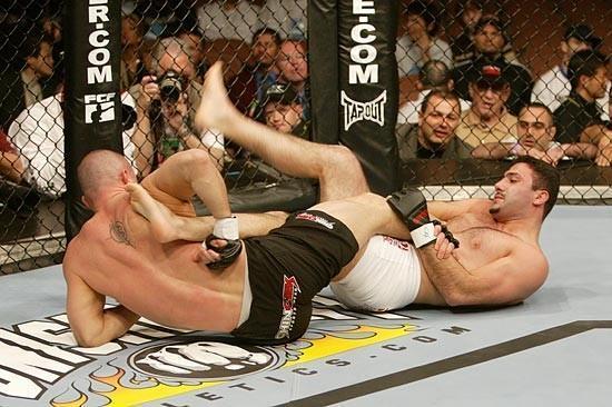 UFC 51 Event Parisyan vs. Lytle