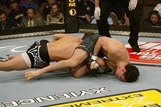 UFC 51 Event Diaz vs. Fickett