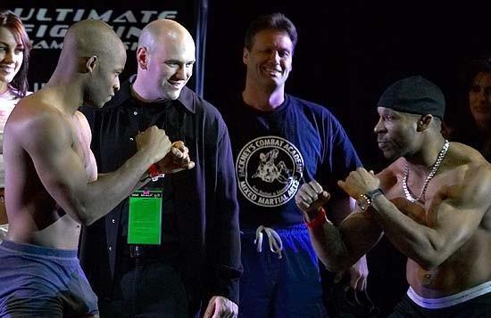UFC 51 Weigh In