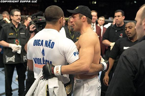 UFC 46 Event Couture vs. Belfort