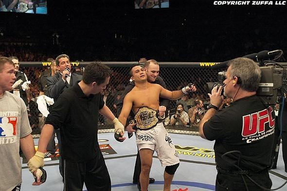 UFC 46 Event Hughes vs. Penn