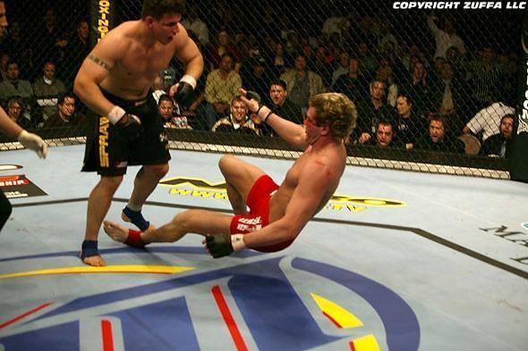 UFC 46 Event Mir vs. Sims