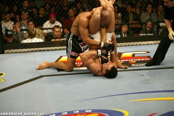 UFC 46 Event Murray vs. Rivera