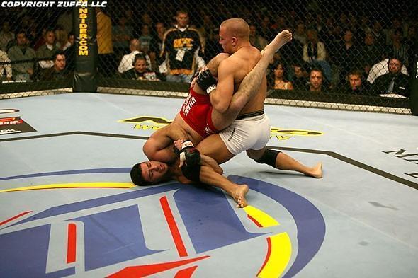 UFC 46 Event St. Pierre vs. Parisyan