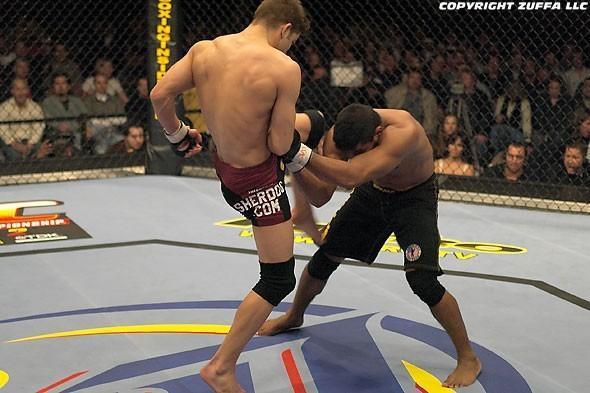 UFC 46 Event Thomson vs. Franca