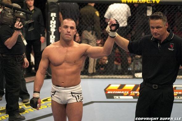 UFC 46 Event Serra vs. Curran