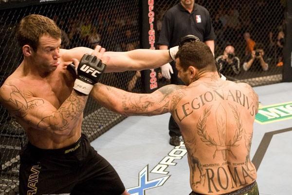 UFC 70: Nations Collide Victor Valimaki vs. Alessio Sakara