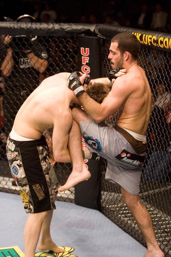 UFC 70: Nations Collide Junior Assuncao vs. David Lee