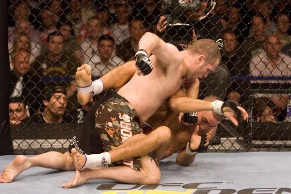 UFC 70: Nations Collide Terry Etim vs. Matt Grice