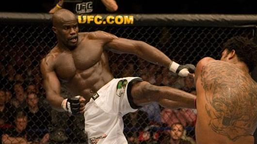 UFC 70: Nations Collide Assuerio Silva vs. Cheick Kongo