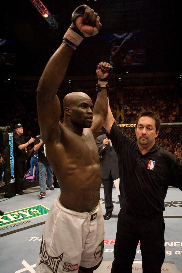 UFC 70: Nations Collide Cheick Kongo