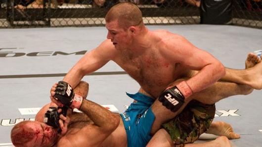 UFC 70: Nations Collide Michael Bisping vs. Elvis Sinosic