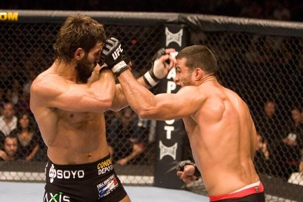 UFC 70: Nations Collide Andrei Arlovski vs. Fabricio Werdum