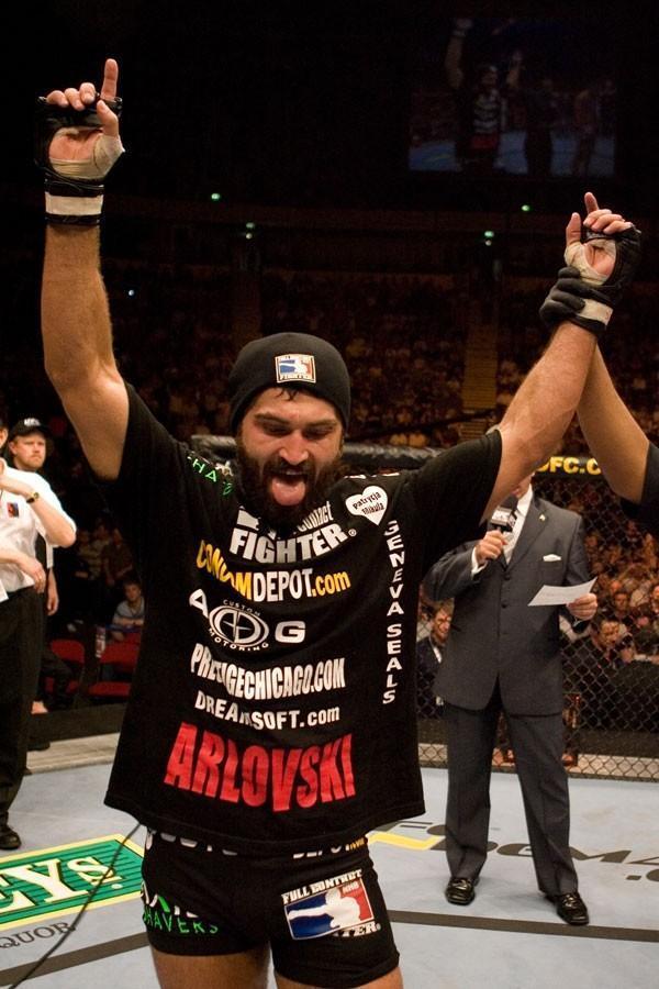 UFC 70: Nations Collide Andrei Arlovski