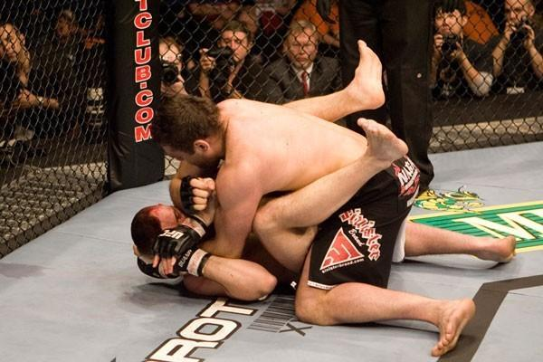 UFC 70: Nations Collide Mirko Cro Cop vs. Gabriel Gonzaga