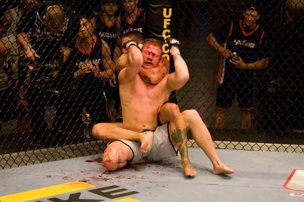 The Ultimate Fighter Episode 08 Speer vs Koppenhaver