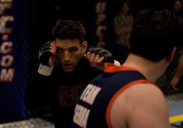 The Ultimate Fighter Episode 01 Joe Scarola