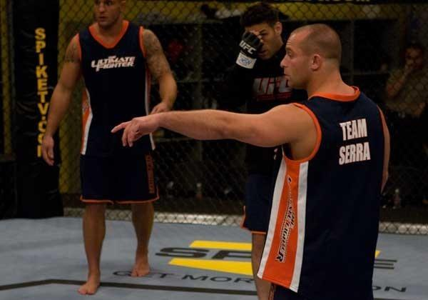 The Ultimate Fighter Episode 01 Matt Serra & Joe Scarola