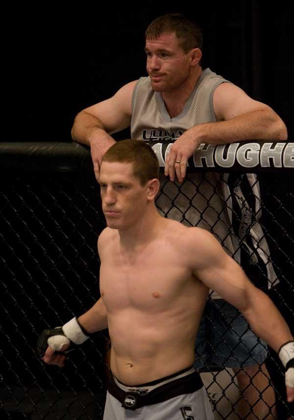 The Ultimate Fighter Episode 01 Matt Hughes & Mac Danzig