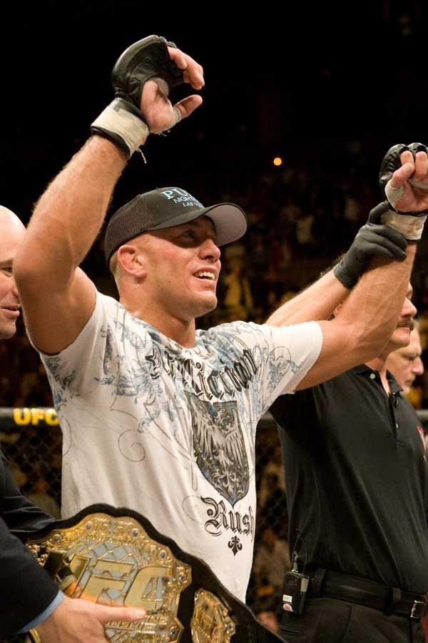 UFC 79 Nemesis Georges St-Pierre