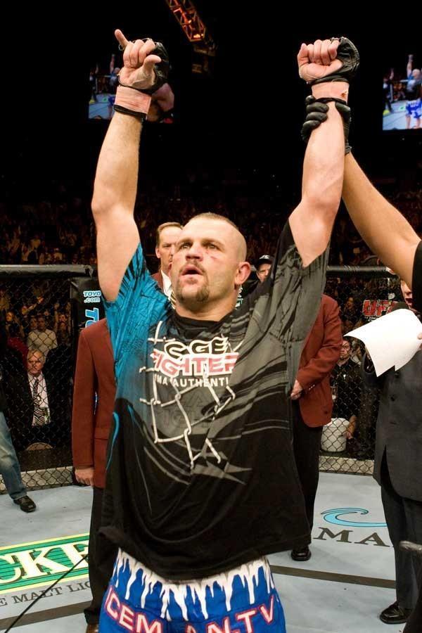 UFC 79 Nemesis Chuck Liddell