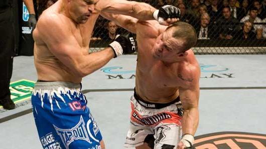 UFC 79 Nemesis Chuck Liddell vs Wanderlei Silva