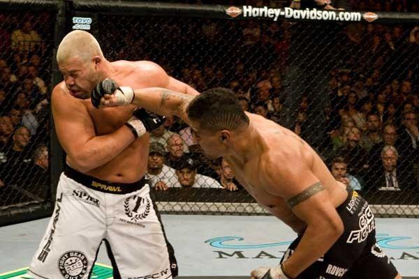 UFC 79 Nemesis Eddie Sanchez vs Soa Palelei