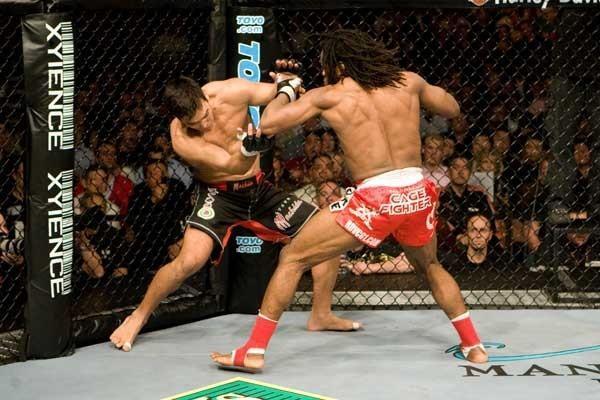 UFC 79 Nemesis Lyoto Machida vs Sokoudjou