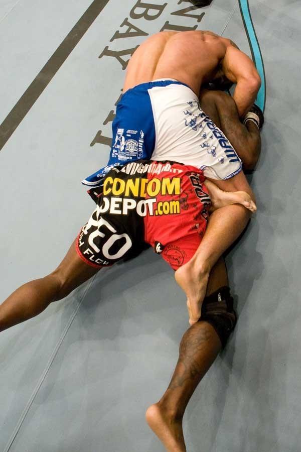 UFC 79 Nemesis Rich Clementi vs Melvin Guillard