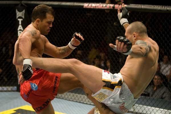 UFC 79 Nemesis James Irvin vs Luiz Cane
